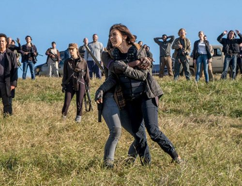 Recensione The Walking Dead 8×016: Ira