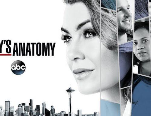 Grey's Anatomy rinnovato per la quindicesima stagione