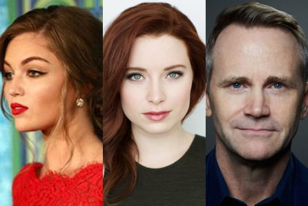 The Purge – Lili Simmons, Hannah Anderson & Lee Tergesen nel cast