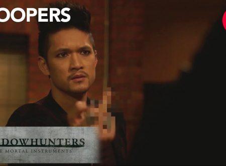 Shadowhunters – Bloopers seconda stagione (seconda parte) – SUB ITA