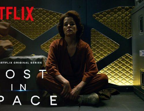 Lost in Space – Conosciamo Dr. Smith – Netflix