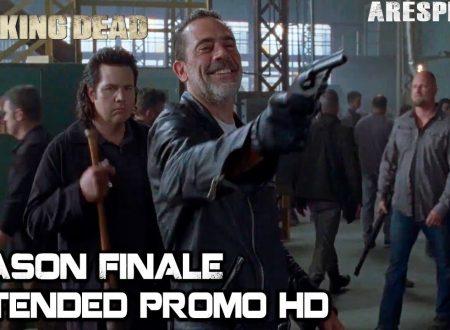"""The Walking Dead – Sinossi e promo SUB ITA 8×16 – """"Wrath"""" (Season Finale)"""