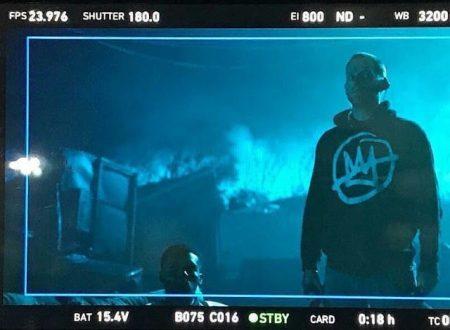 Scream 3 – Foto dal set