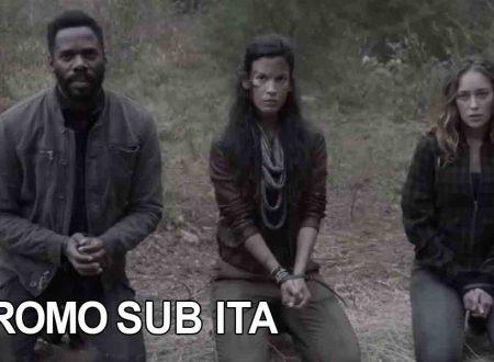 Fear the Walking Dead – Trama e promo SUB ITA 4×03 – Good out here