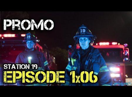 Station 19 – 1×06 – Stronger Together – Promo