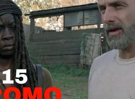 The Walking Dead – Sinossi e promo SUB ITA 8×15 – Worth