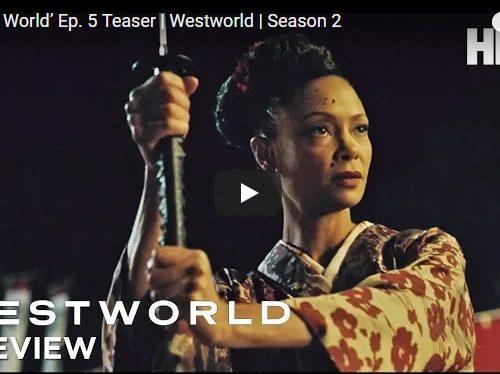 Westworld – 2×05 – Akane No Mai – Promo