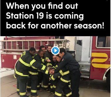 Station 19 – Rinnovato ufficialmente per una 2° stagione