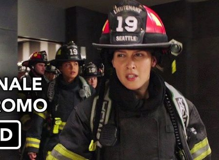 Station 19 – 1×10 – Not Your Hero (Season Finale) – Promo