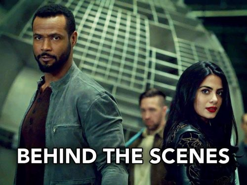 Shadowhunters: Dietro le quinte 3×10 – Erchomai – Video SUB ITA
