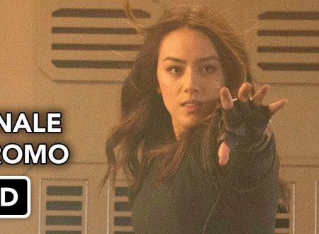 Agents of SHIELD – 5×22 – The End (Season Finale) – Promo e foto ufficiali