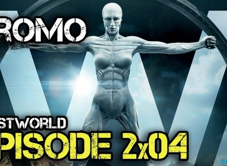 Westworld – 2×04 – The Riddle of the Sphinx – Promo e foto promozionali