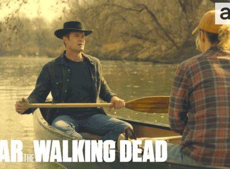 Fear the Walking Dead – Sottotitoli 4×05 – Laura