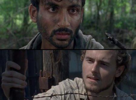 The Walking Dead 9 – Avi Nash e Callan McAuliffe promossi a regular
