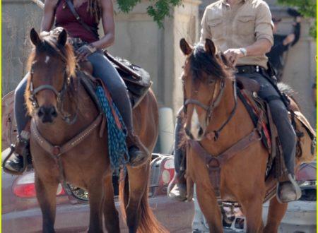 The Walking Dead 9 – Prime immagini dal set