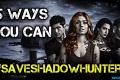 Shadowhunters: 5 modi per provare a salvare la serie - #SaveShadowhunters