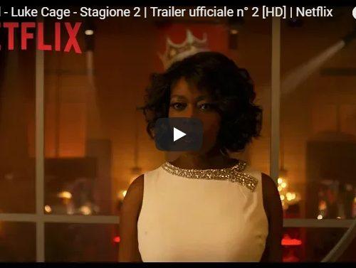Marvel's Luke Cage – Stagione 2 | Trailer ufficiale n° 2 [HD] | Netflix