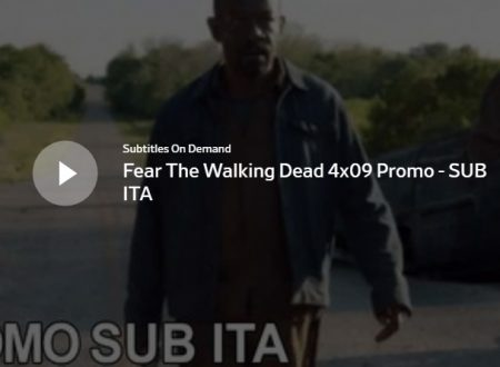 Fear the Walking Dead – Promo SUB ITA 4×09