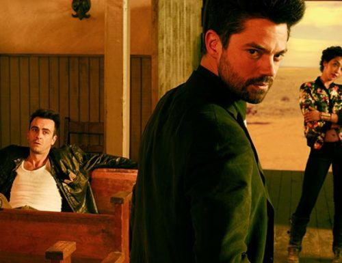 Preacher 3 – Family Reunion in Angelville – Featurette