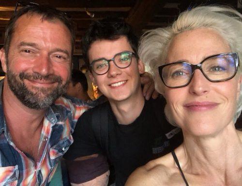Sex Education – James Purefoy nella serie Netflix con Gillian Anderson