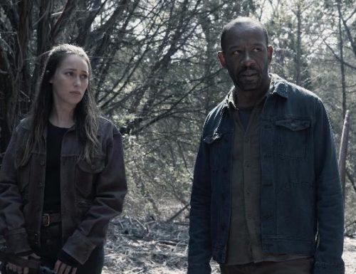 Fear the Walking Dead – Foto promozionali 4×09 – People Like Us