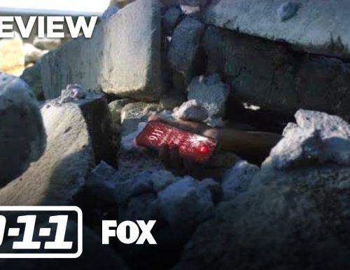 """9-1-1: Promo della seconda stagione """"Buried In Trouble"""""""