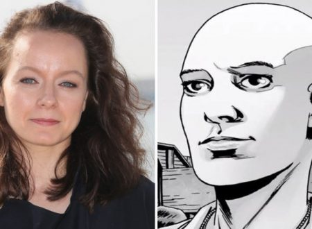The Walking Dead 9 – Samantha Morton sarà Alpha, leader dei Sussurratori