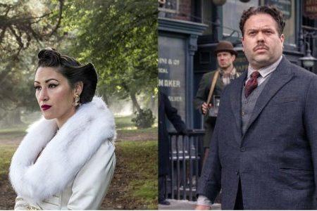 The Walking Dead 9 – Eleanor Matsuura e Dan Fogler nel cast
