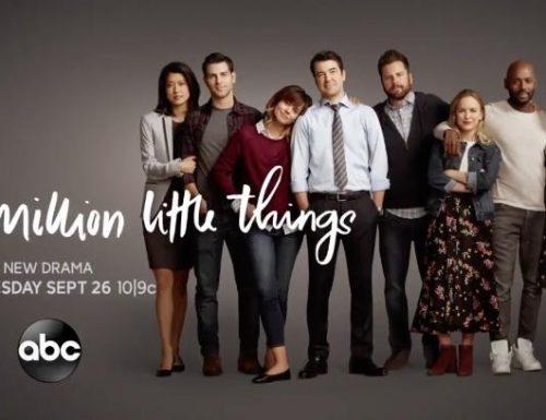 A Million Little Things – Ecco la nuova serie drama di ABC