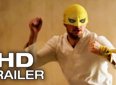"Iron Fist 2 – Promo ""Living weapon"""