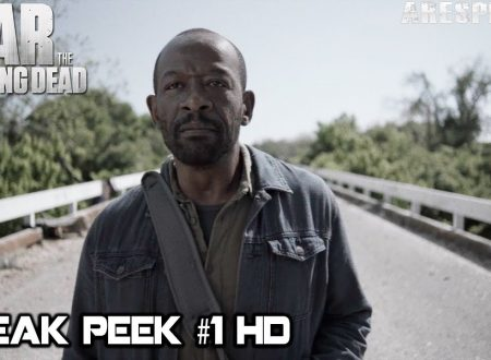Fear The Walking Dead – 4×11 – The Code – Promo e Sneak peek