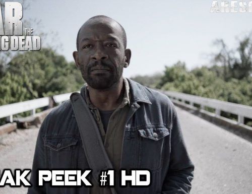 Fear The Walking Dead – 4×11 – The Code – Promo e Sneak peek