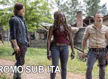 "The Walking Dead 9 – Promo ""Leadership Clash"" – SUB ITA"