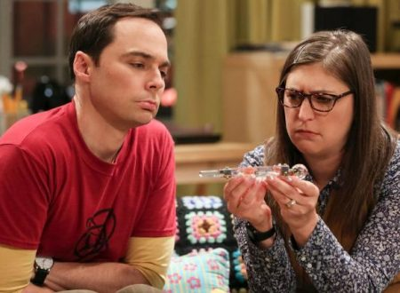 The Big Bang Theory – 12×02 – The Wedding Gift Wormhole – Promo, 3 Sneak Peeks e foto promozionali