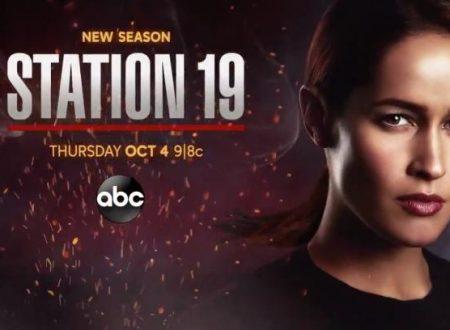 Station 19 – Promo ufficiale della seconda stagione