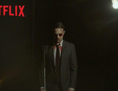 Marvel's Daredevil – Stagione 3 | Annuncio dell'esordio [HD] | Netflix