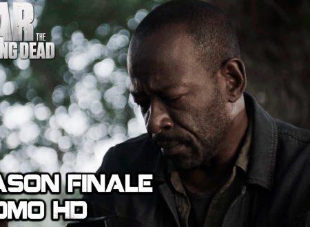 Fear the Walking Dead – Promo SUB ITA 4×16 – … I lose myself (Season Finale)