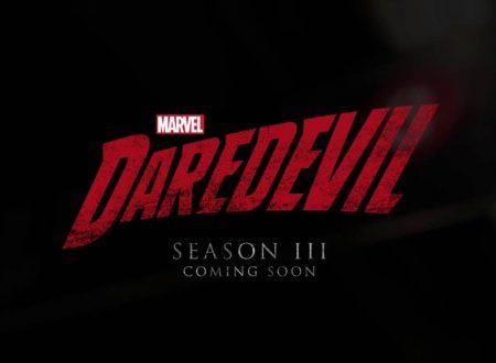Daredevil 3 – Primo teaser della terza stagione