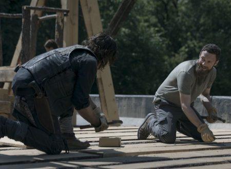 The Walking Dead – Sottotitoli 9×02 – The Bridge