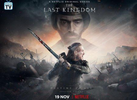 The Last Kingdom – Promo, foto e data premiere della terza stagione