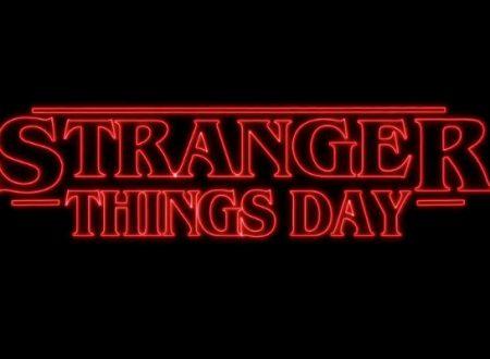 Netflix annuncia lo Stranger Things Day per il 6 novembre 2018