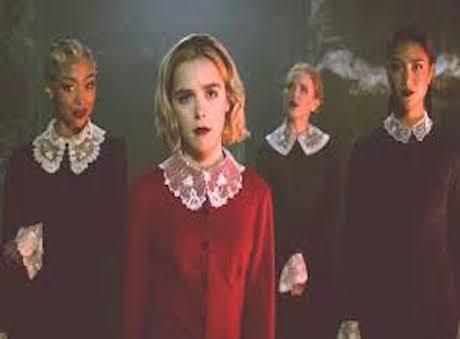 """Recensione Le terrificanti avventure di Sabrina, 1×02 """"Capitolo 2: L'oscuro battesimo"""""""