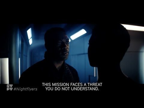Nightflyers – Promo – A Threat You Do Not Understand