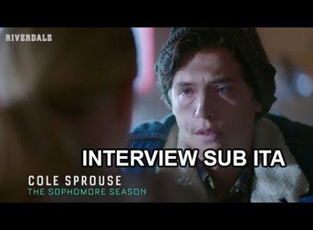 Riverdale: KJ Apa e Cole Sprouse parlano della seconda e della terza stagione – Video SUB ITA