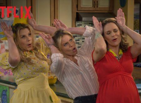 Le amiche di mamma – Stagione 4 | Trailer ufficiale [HD]| Netflix