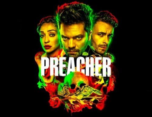 Preacher – Rinnovato per una quarta stagione da AMC