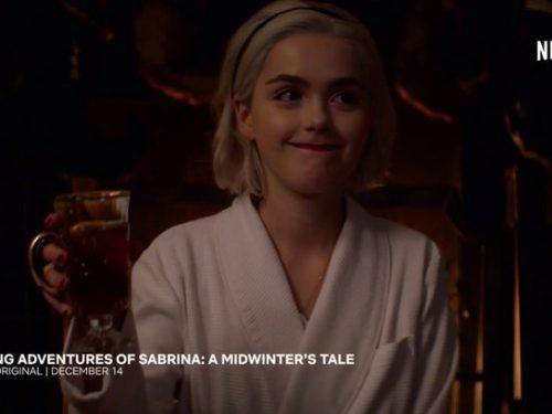 Le terrificanti avventure di Sabrina – In arrivo uno speciale di Natale