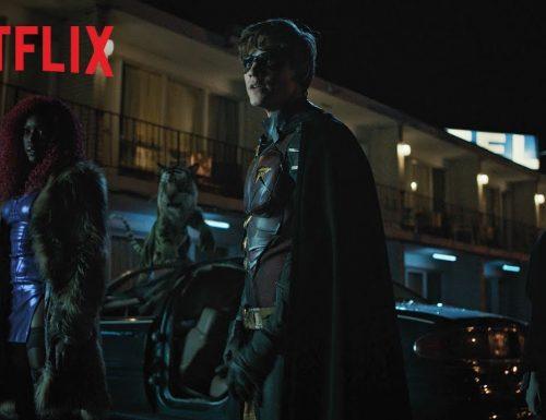 Titans | Trailer ufficiale #2 [HD] | Netflix