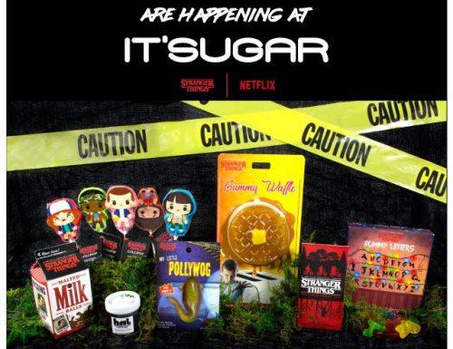 Stranger Things – Ecco le caramelle e i cioccolatini dedicati alla serie