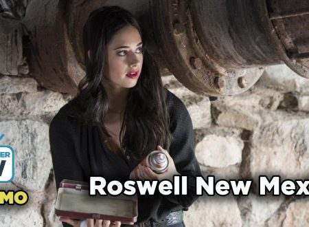Roswell New Mexico – 1×03 – Tearin' Up My Heart – Promo